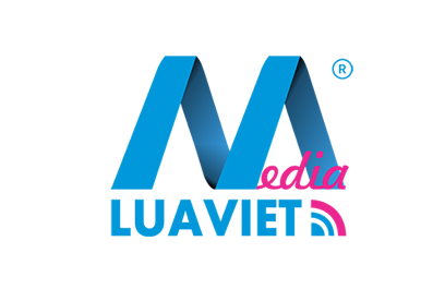 logo lua viet media